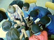Lernen ohne Grenzen - Das AvH hat auch Projekte in Afrika auf dem Zettel – Besuchsprogramm inklusive