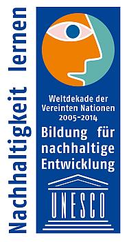 Logo Nachhaltigkeit lernen