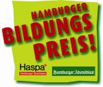 Logo Hamburger Bildungspreis