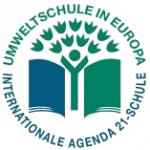 Logo Umweltschule in Europa - Internationale Agenda 21-Schule