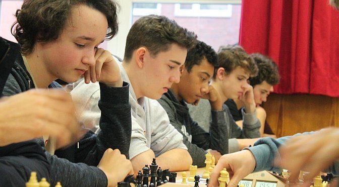 Die beste Schulmannschaft südlich der Elbe…