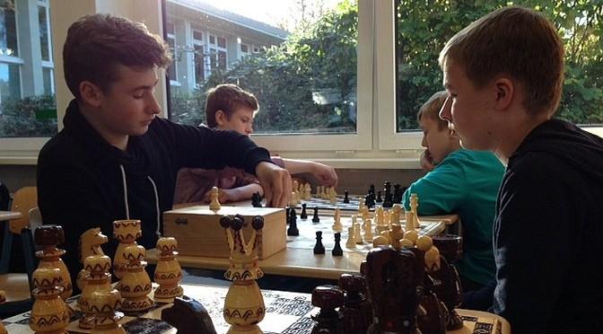 Schach – das königliche Spiel am AvH