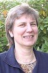 Frau Grimm ist die Beauftragte des AvH für MINT-Fragen