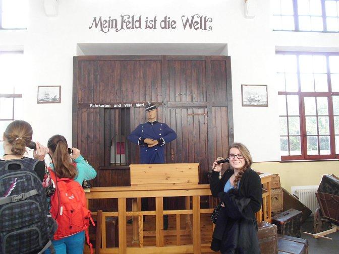 Auswanderermuseum Ballinstadt