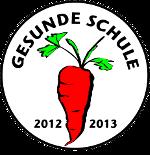 Logo Gesunde Schule 2012-2013
