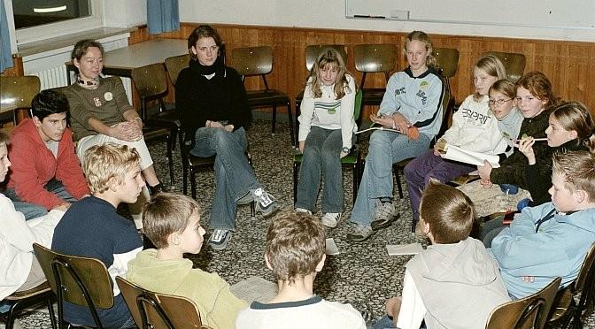 Klassensprecher-Seminar 2002