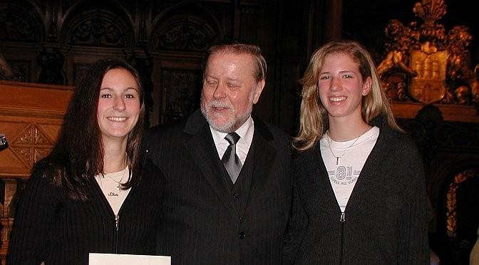 Feierliche Auszeichnung für die Sieger der Schulwettbewerbe im Hamburger Rathaus