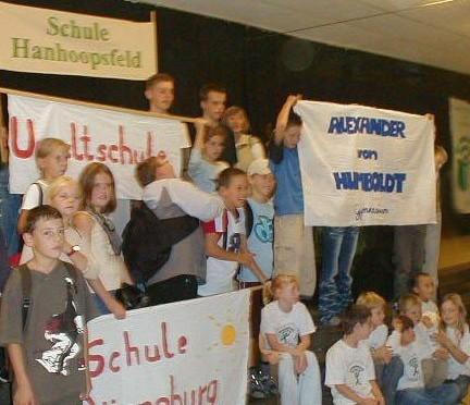 In Rönneburger Schulen ist die Umwelt in Ordnung