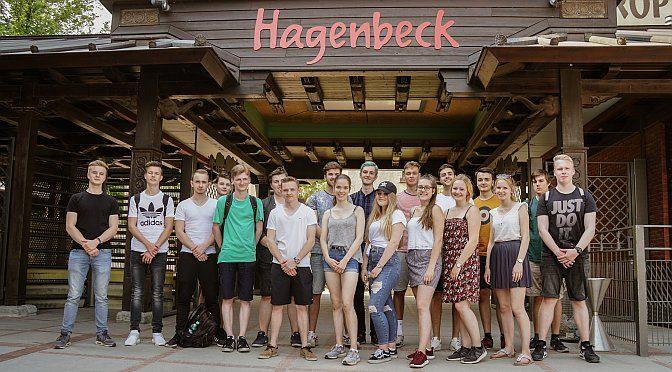 Besuch im Hagenbecks Tierpark