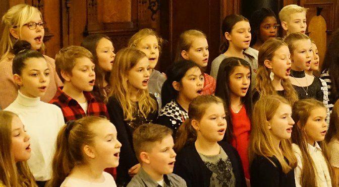 Chorkonzert am Sa, 07.12.19 um 15 Uhr im Harburger Rathaus