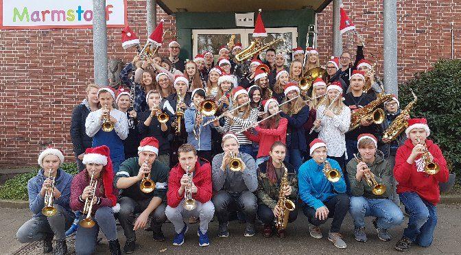Weihnachtskonzert des Marmstorfer Schülerorchesters