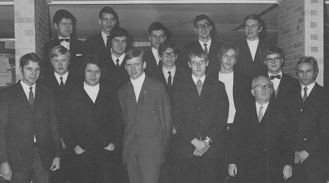 AvH-Abitur-Jahrgang 1970 - Klasse 13b