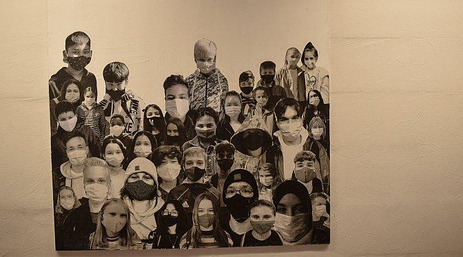 Vernissage – Gesichter unserer Schule